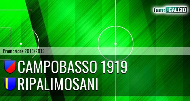 U. S. Campobasso 1919 - Ripalimosani 1963