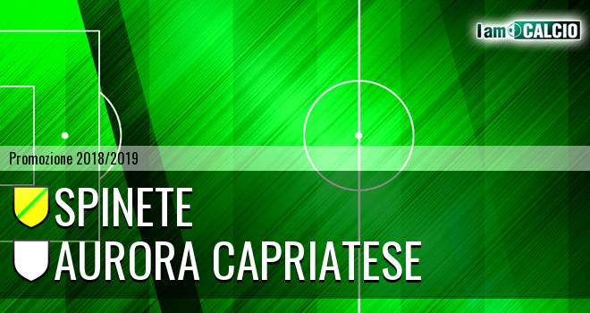 Spinete - Aurora Capriatese