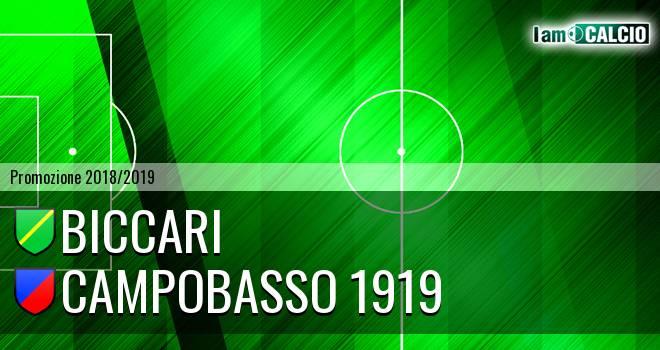 Quattro Torri Chieuti - Campobasso 1919