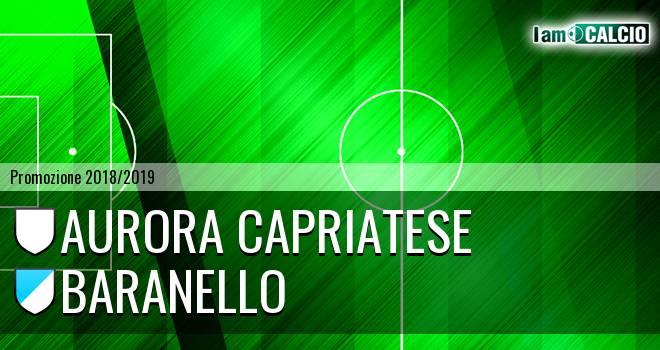 Aurora Capriatese - Baranello