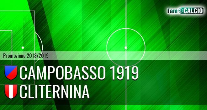 Campobasso 1919 - Cliternina