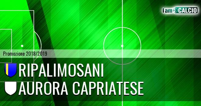 Ripalimosani - Aurora Capriatese