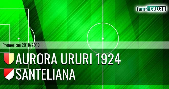 Aurora Ururi 1924 - Santeliana