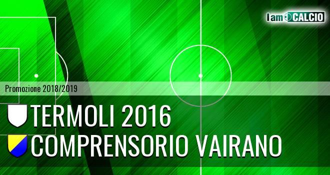 Termoli 2016 - Comprensorio Vairano