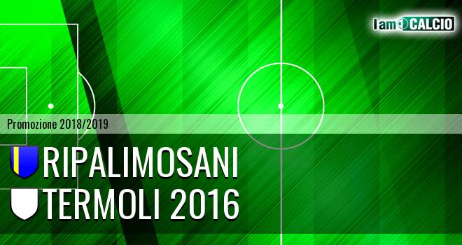 Ripalimosani - Termoli 2016