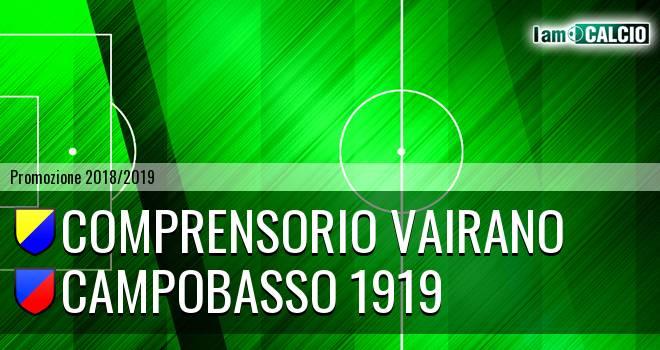 Comprensorio Vairano - Campobasso 1919