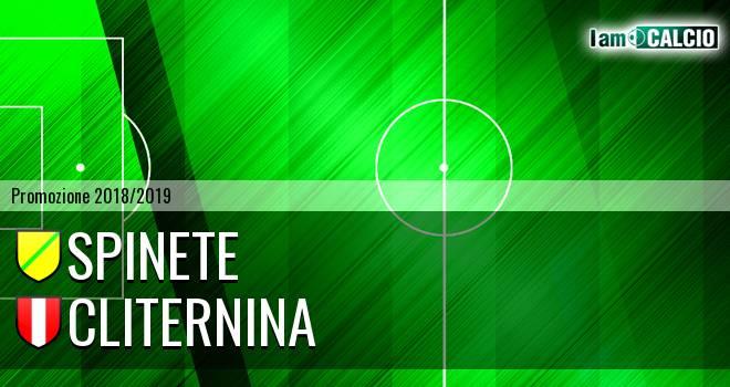 Spinete - Cliternina