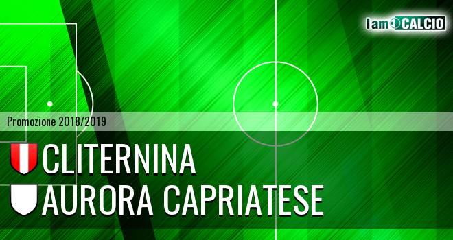 Cliternina - Aurora Alto Casertano