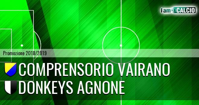 Comprensorio Vairano - Donkeys Agnone