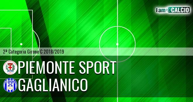 Piemonte Sport - Gaglianico