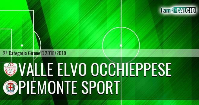 Valle Elvo Occhieppese - Piemonte Sport