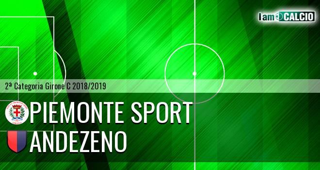 Piemonte Sport - Andezeno
