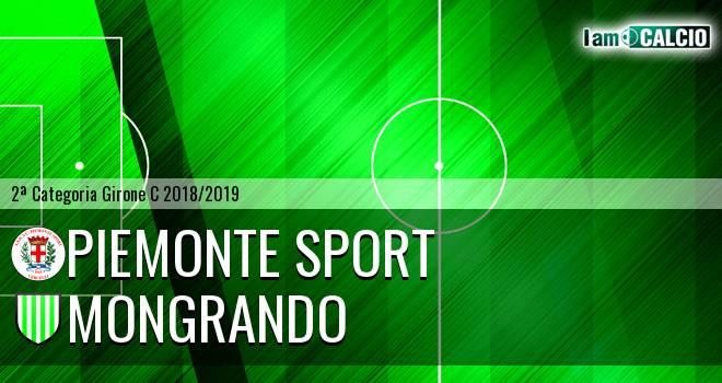 Piemonte Sport - Mongrando