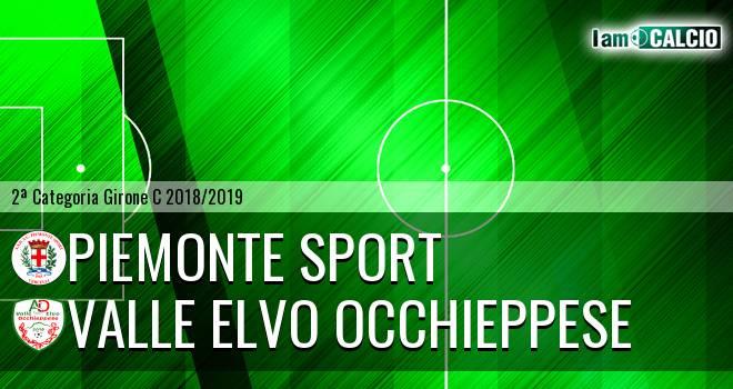 Piemonte Sport - Valle Elvo Occhieppese