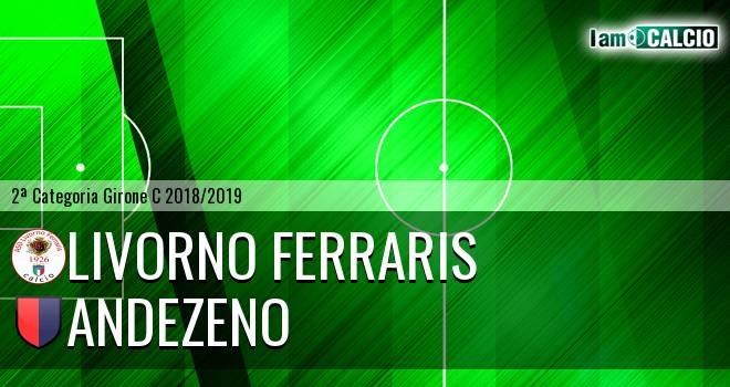 Livorno Ferraris - Andezeno