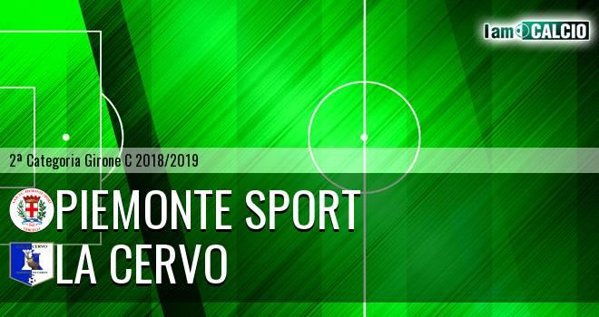 Piemonte Sport - La Cervo