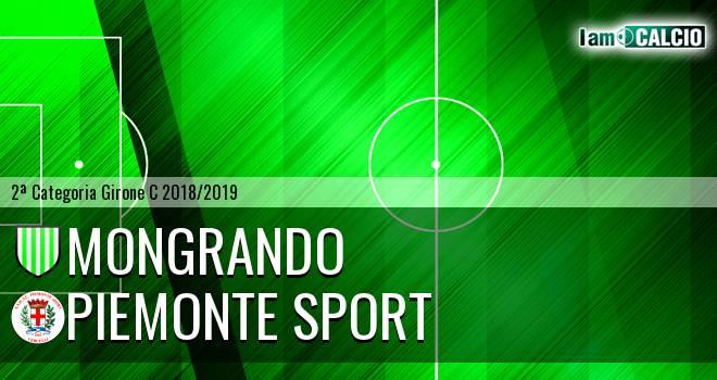 Mongrando - Piemonte Sport