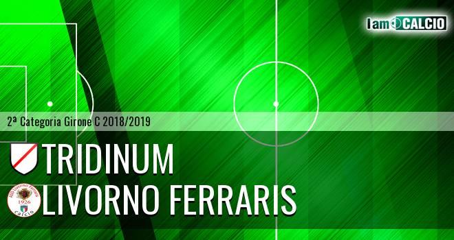 Tridinum - Livorno Ferraris