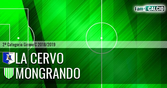 La Cervo - Mongrando 1-1. Cronaca Diretta 17/04/2019