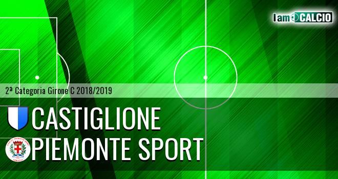 Castiglione - Piemonte Sport