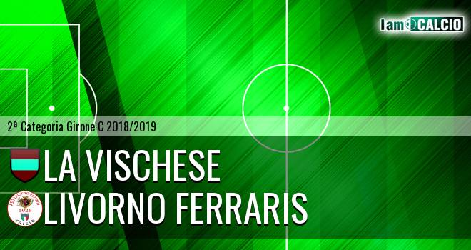 La Vischese - Livorno Ferraris 5-1. Cronaca Diretta 12/05/2019
