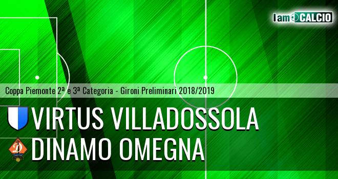 Virtus Villadossola - Dinamo Bagnella