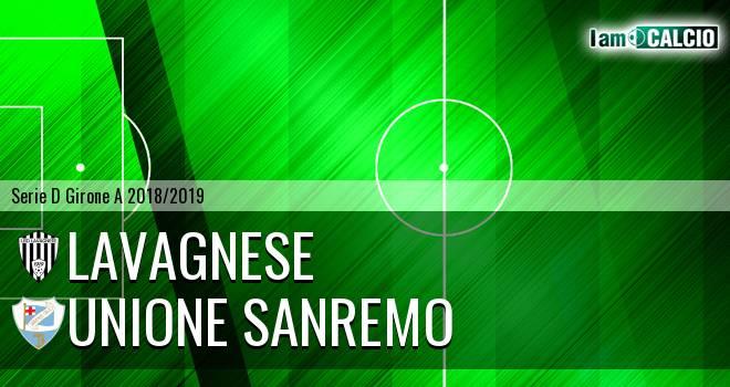 Lavagnese - Unione Sanremo