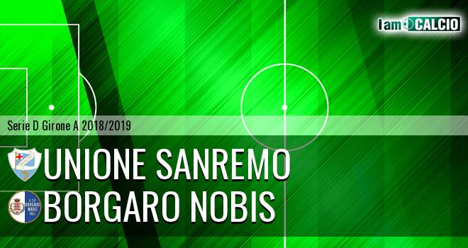 Sanremese - Borgaro Nobis