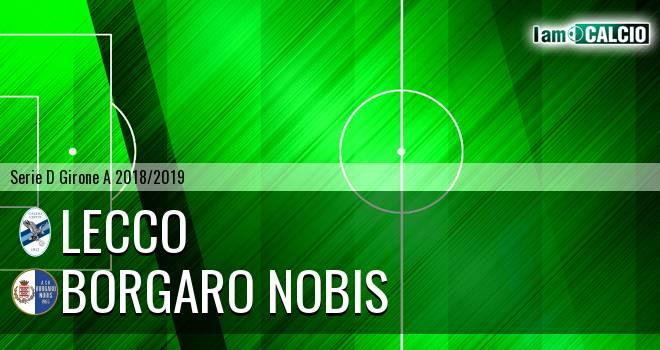 Lecco - Borgaro Nobis