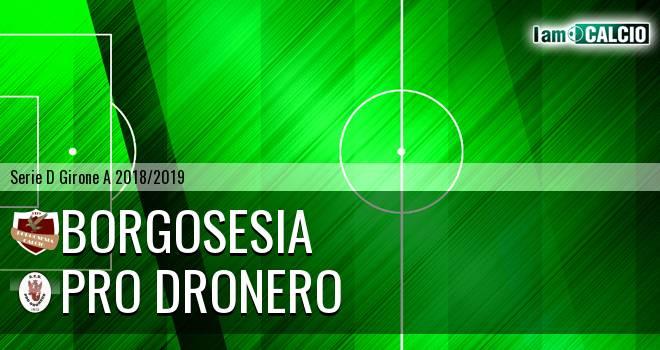 Borgosesia - Pro Dronero
