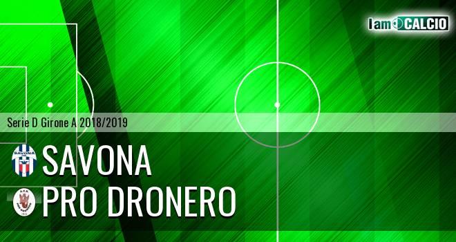 Savona - Pro Dronero