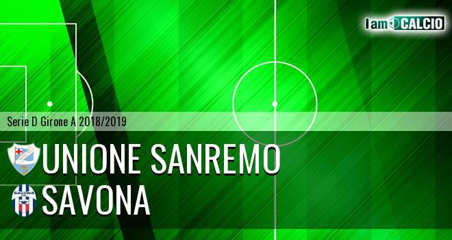 Unione Sanremo - Savona