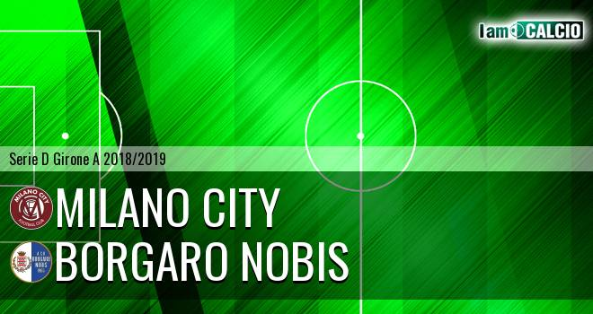 Milano City - Borgaro Nobis