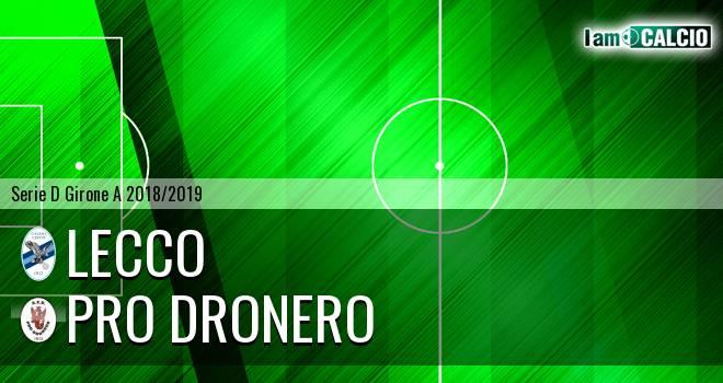 Lecco - Pro Dronero