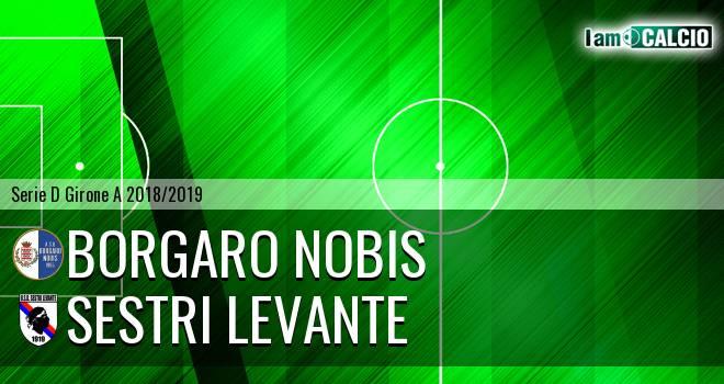 Borgaro Nobis - Sestri Levante