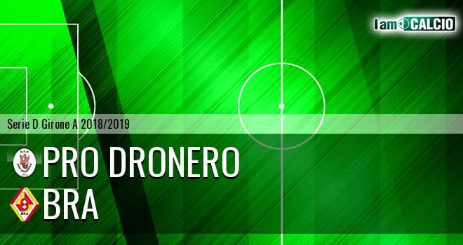 Pro Dronero - Bra