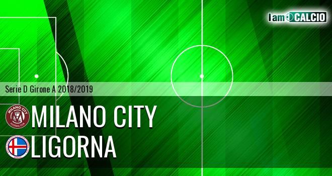 Milano City - Ligorna