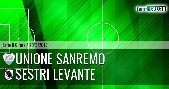 Sanremese - Sestri Levante