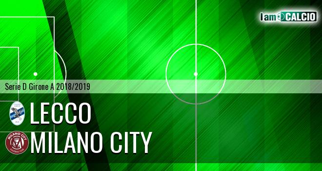 Lecco - Milano City