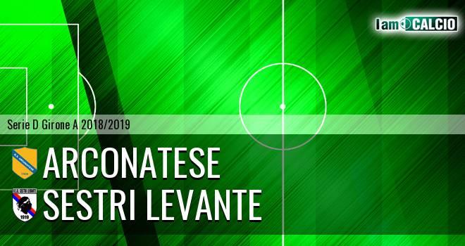 Arconatese - Sestri Levante