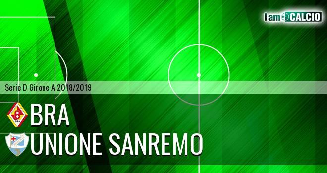 Bra - Unione Sanremo