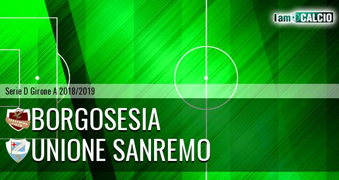 Borgosesia - Sanremese