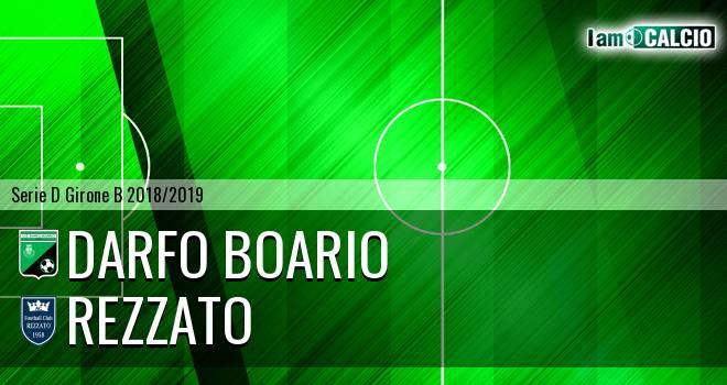 Darfo Boario - Rezzato