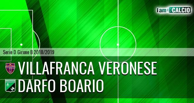 Villafranca Veronese - Darfo Boario
