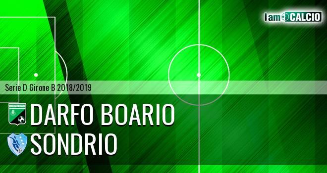 Darfo Boario - Sondrio