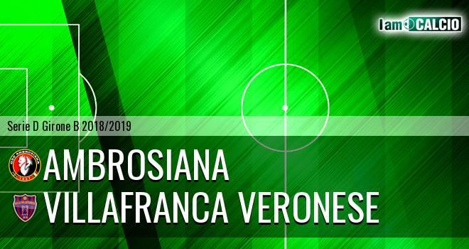Ambrosiana - Villafranca Veronese