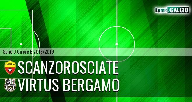 Scanzorosciate - Virtus CiseranoBergamo