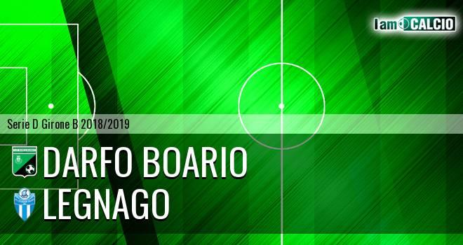 Darfo Boario - Legnago