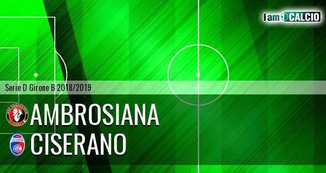 Ambrosiana - Ciserano