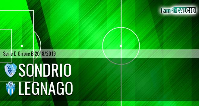 Sondrio - Legnago